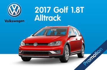 2017 Golf Alltrack 1.8T
