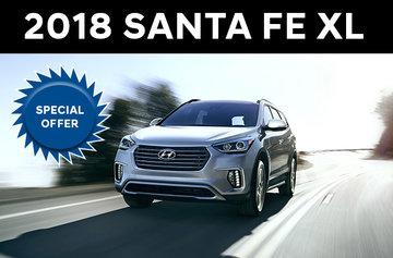 2018 Santa Fe XL AWD