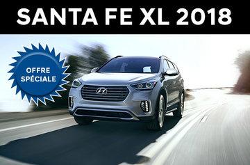 Santa Fe XL à Traction intégrale