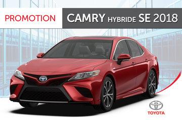 Camry hybride SE 2018