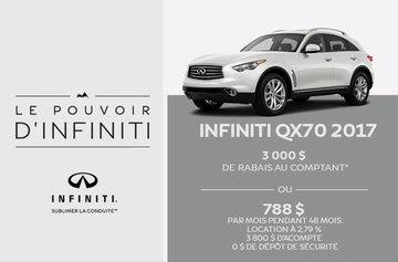 Infiniti QX70 2017