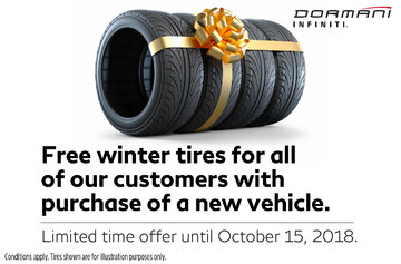 Winter Tires Promotion