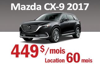 Mazda CX-9 2017 - Promotion