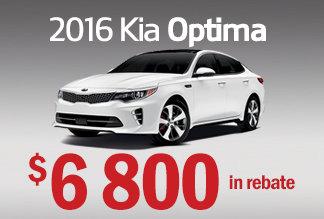 2016 Optima - Promotion