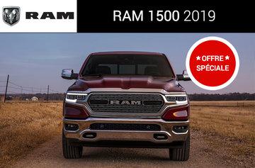 RAM 1500 BIG HORN CREW CAB 2019