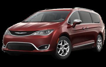 Neuf  Chrysler Pacifica 2017