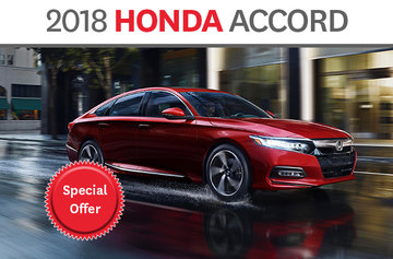2018 Accord Promotion