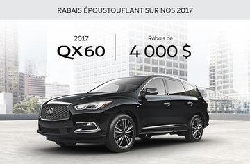 Démonstrateur QX60