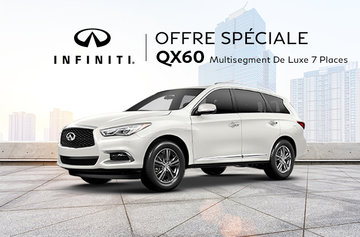 QX60 Multisegment De Luxe 7 Places 2018 (Copie)
