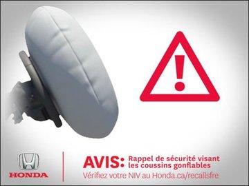 Coussins gonflables: Listes des véhicules concernés