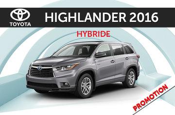 Highlander hybride 2016