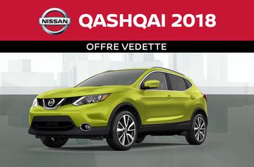 Nissan Qashqai 2018 (ATL)