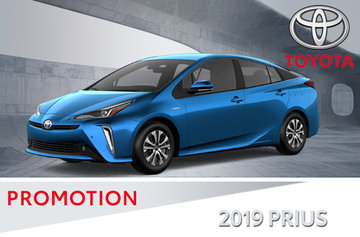 2019 Prius Technology AWDe