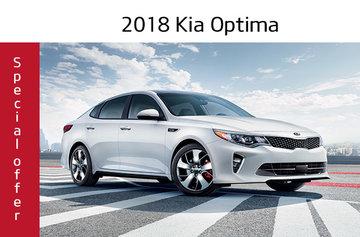 2018 Optima LX