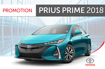 Prius Prime 2018 avec Technologie