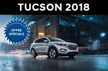 Hyundai Tucson 2018 2.0L à traction avant