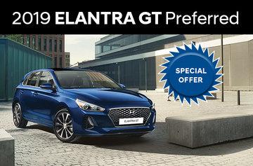 2019 Elantra GT Preferred Manual