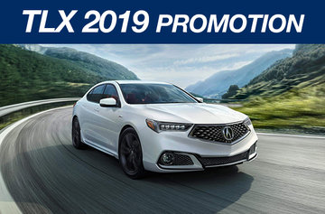 Promotion TLX 2019