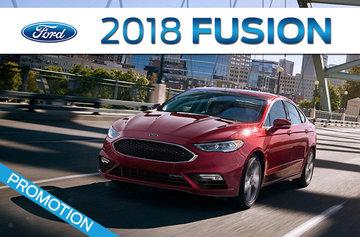 2018 Fusion