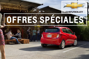 Promotions Chevrolet