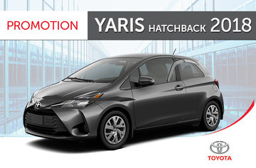 Toyota Yaris<br>Hatchback 2018