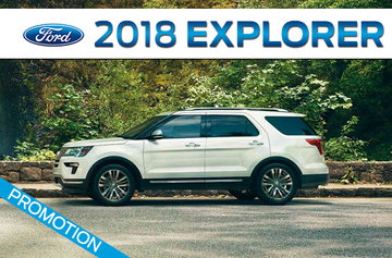 2018 Explorer
