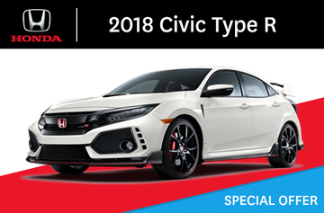 2018 Honda Civic Type R manual