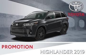 Highlander Limited V6 AWD 2019