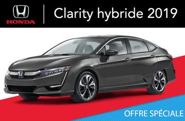 2019 Clarity Plug-in Hybrid e-CVT