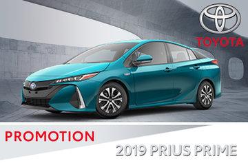 2019 Prius Prime Technology