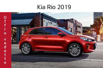 Rio 5 portes LX BM 2019