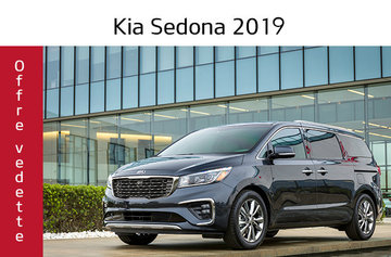 Sedona SXL+ 2019