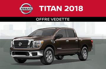 Titan 2018 offre vedette