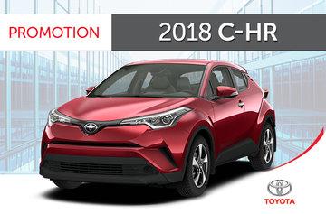 2018 C-HR XLE Premium