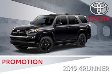 2019 4Runner Nightshade