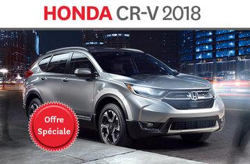 CR-V LX-2WD CVT 2018