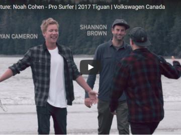 #vwadventure: Noah Cohen - Pro Surfer