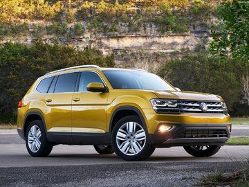 2018 Volkswagen Atlas: the German People-Mover