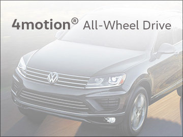 Volkswagen 4MOTION Technology