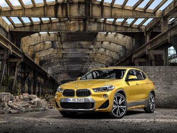 Here is the new 2018 BMW X2