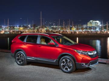 2018 Honda CR-V: It's certainly worth considering