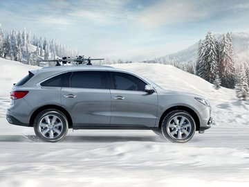 Acura original accessories that can enhance your winter experience