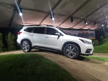 Three things to know about the 2019 Subaru Ascent
