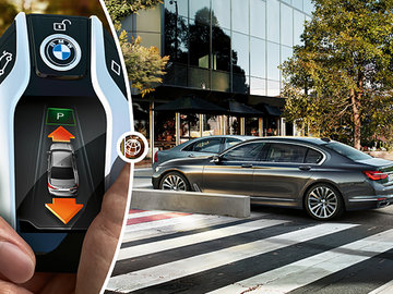 Some of BMW's most impressive technologies