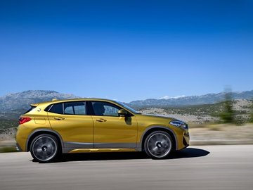 What you need to know about the new 2018 BMW X2