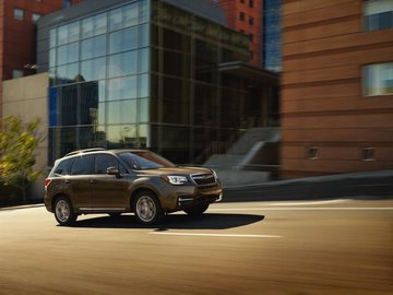 2018 Subaru Forester: a compact SUV unlike any other