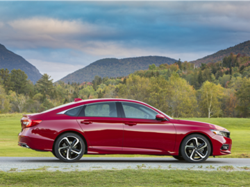 2018 Honda Accord Named AJAC's Canadian Car of the Year