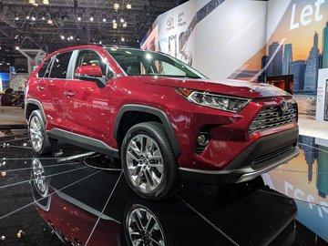 Here's the all-new 2019 Toyota RAV4