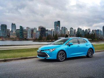 The 2019 Toyota Corolla Hatchback