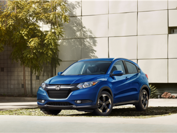 Big Sophistication is Packed into the Compact Honda HR-V in Orleans, Ontario